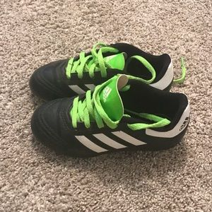 Adidas Toddler Cleats size 11